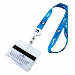 Personalized Logo Factory Price Practical ID Lanyard