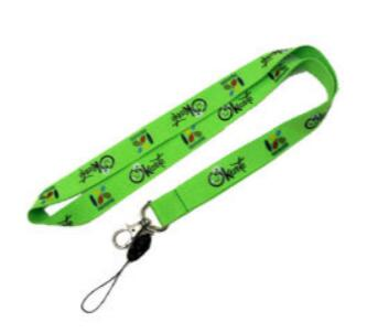 Customized Heat Transfer Printed Neck Lanyards with Clip